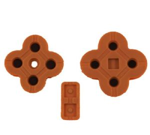 Nintendo DS Lite Replacement Button Rubbers Set